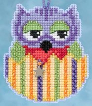 Violet Owlets Spring 2015 Charmed Ornament beaded kit Mill Hill - $6.75