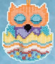 Tango Owlets Spring 2015 Charmed Ornament beaded kit Mill Hill - $6.75