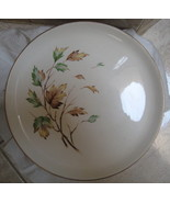 Vintage French Saxon  China Dinner Plate - Breeze - $7.99