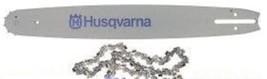 """Husqvarna 20"""" Bar Chain Combo .050"""" 455 55 Rancher 257 - $149.89"""
