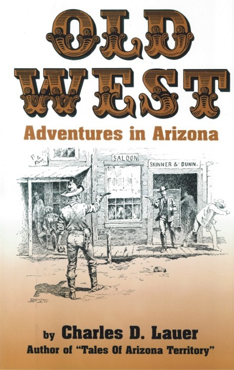 Old west adventures in arizona