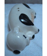 Vintage Cow Salt Shaker by Trevewood  Shabby Chic style - $5.99