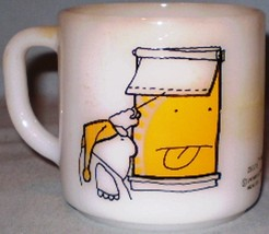 Ziggy Coffee Mug Sun Sticking Tongue Out - $6.50