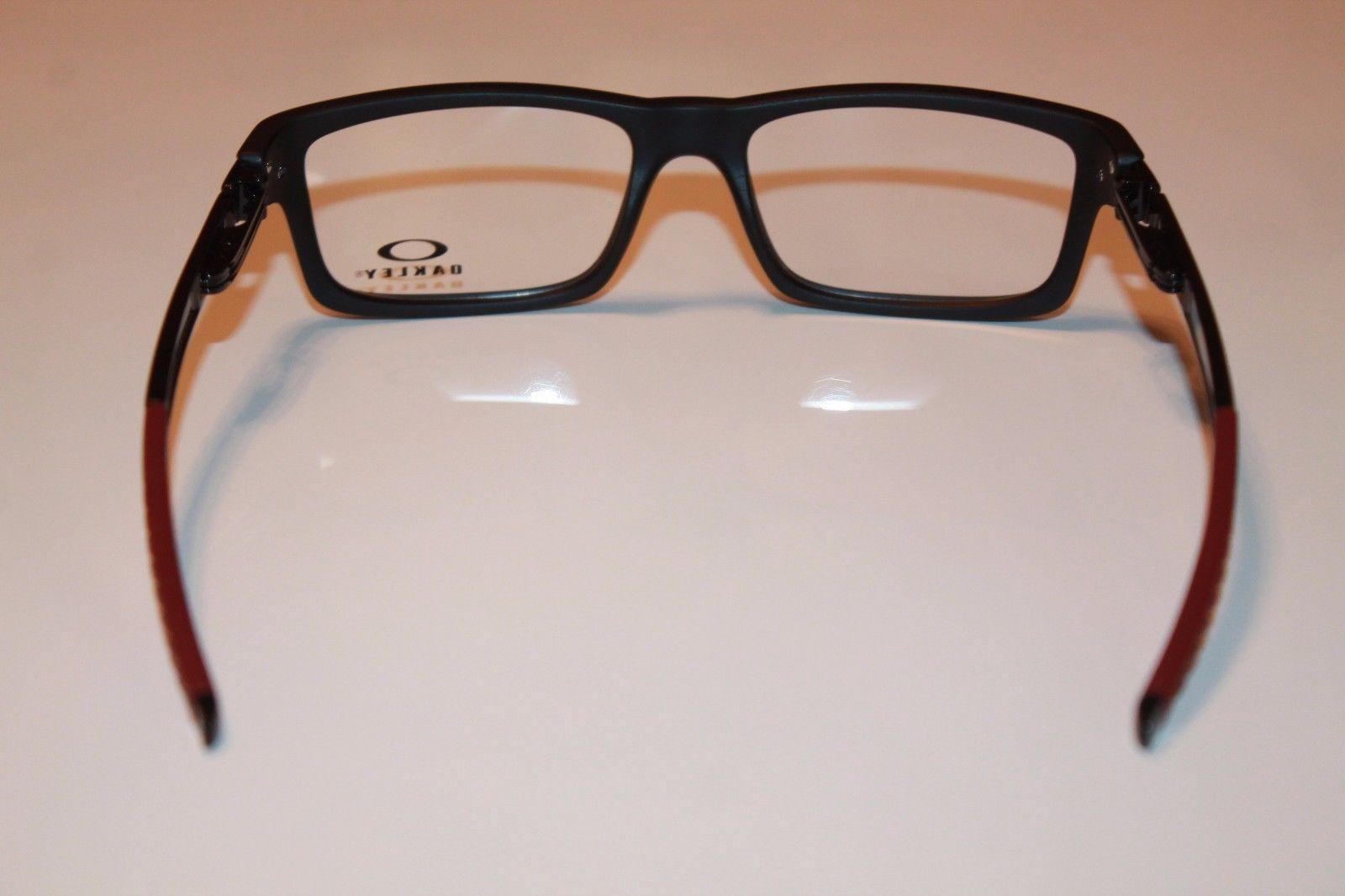 31b2c6bac49 Oakley CURRENCY Eyeglasses OX8026-1254 Satin Black 54 17 133 Rx Eyewear -