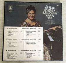 Mozart Piano Sonatas Complete Vol 1 Lili Krause Columbia Record 3LP Box ... - $17.81