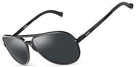 SOXICK Aviator Polarized Sunglasses For Men - Fashion Adjustable Frame Driving - $72.74