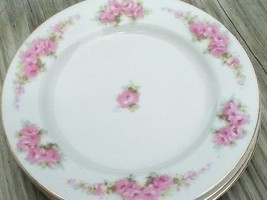 ORI8 by Orion Occupied Japan LOT 2 DINNER PLATES rare - $28.04