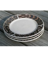 Crete by Sakura Majesticware LOT 3 SALAD PLATES Vintage - $29.91