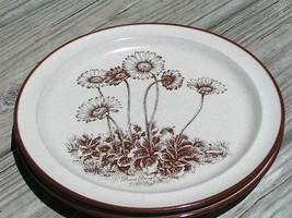 Desert Flowers by Noritake 8341 LOT 2 SALAD PLA... - $20.56