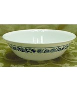 Old Town Blue by Corelle Corning ROUND VEGETABLE SERVING BOWL discontinued - $29.91