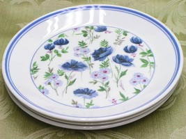 Meadow Song By Royal Albert Lot 3 Salad Dessert Plates - $43.93