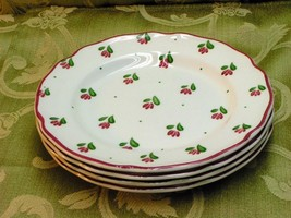 Bonjour by Johnson Brothers LOT 4 BREAD PLATES - $37.39