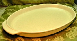 Sketchbook by Lenox China Temperware OVAL ROASTER PLATTER flowers G31 - $70.11