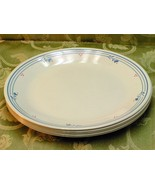 Country Violets by Corning Corelle LOT 5 DINNER PLATES - $46.74