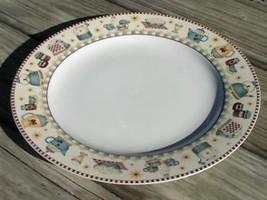 Vintage Country Kitchen Sakura Round Chop Plate Platter - $23.36
