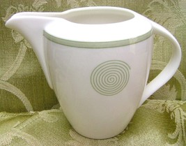 High Point by Mikasa Ultima 1 HK133 CREAMER green dots - $37.39