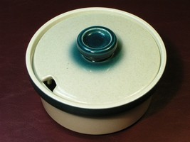 Blue Pacific by Wedgwood SUGAR BOWL + LID vintage rare - $37.39