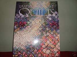 Quilt Book Impressionist Gai Perry Sewing Floral Quilting Nature Landsca... - $27.06