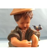 Anri Italy Music Box King of the Road Hand Carv... - $149.00