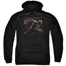 Mortal Kombat X - Scorpion Lunge Adult Pull Over Hoodie Officially Licen... - $34.99+
