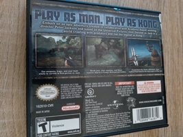 Nintendo DS Peter Jackson's King Kong: The Official Game Of The Movie image 2