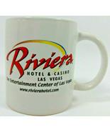"""Riviera Casino Hotel Las Vegas Nevada 3.5"""" Coffee Mug - $23.76"""