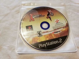 ESPN X Games Skateboarding Video Game PS2 Playstation 2 - GAME DISC ONLY - $5.84
