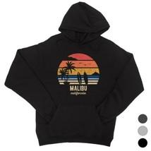 365 Printing Sunset Beach-Malibu City Hometown Travel Unisex Hoodie Gift - $25.99+