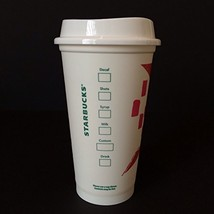 Starbucks Reusable Travel Cup To Go Coffee Cup (Grande 16 Oz) - $11.54