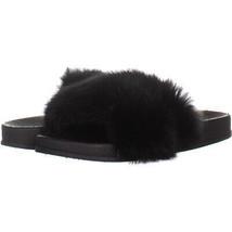 UGG Royale Slide Sandals 978, Black, 7 US / 38 EU - $27.82