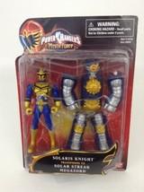 Bandai 2006 Power Rangers Mystic Force Solaris Knight to Solar Streak Me... - $49.45