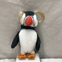 Happy feet 2 plush build a bear sven puffin bird - 25.4cm - $11.77