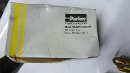 Parker 6X413 Brass Hose Barbs Pack of 10 New image 3