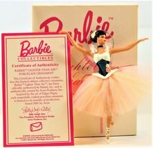 Avon Barbie Collectible Barbie Lighter Than Air Porcelain Ornament 2001 - $21.77