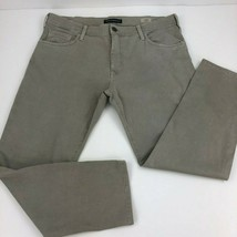 Mavi Mens 40x30 Gray Jeans Zach Straight Leg Jean Pant NWT A27-11 - $48.39