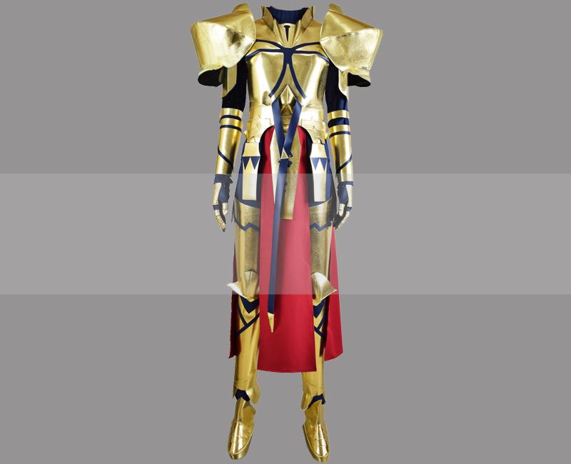 Fate zero archer gilgamesh cosplay costume armor for sale