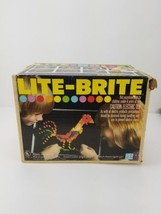 Vintage Original 1978 LITE  BRITE w/ BOX Working Condition + Used & Unus... - $42.98