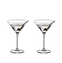 Riedel Vinum XL Martini Glasses, Set of 2 - $40.61