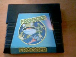 """1983 Parker Brothers """"Frogger"""" Video Game Cartridge for Atari 5200 (Trad... - $49.99"""