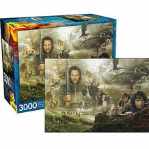 Lord Of The Rings Saga 3000 Piece Puzzle Multi-Color - $46.98