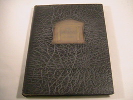 [G7] Hardcover THE YAHNSEH MCMXXIX (1929) OK Baptist Univeristy YEAR BOOK - $264.00