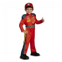 Disguise Auto Fulmine Mcqueen Classico Bambini Costume Halloween 19875 - $30.44