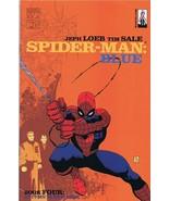 Spiderman Blue #4 ORIGINAL Vintage 2002 Marvel Comics Vulture - $9.49