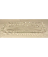 Mikasa Crystal Tray Royal Suite Pattern for Su... - $24.00