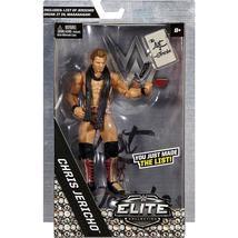 WWE Mattel Elite Collection Exclusive Chris Jericho (The List of Jericho) - $23.66
