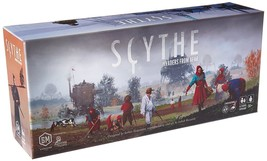 Scythe Invaders from Afar Board Game Expansion Strategy Stonemaier Games... - $30.99