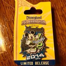 runDisney 2014 Disneyland Half Marathon Mickey Mouse 3D Pin - $15.00
