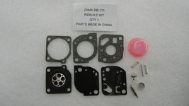 Carburetor Kit W/ Primer Bulb for Poulan Weedeater Trimmer CraftsmanZama... - $8.25