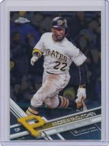 2017 Topps Chrome #57 ANDREW MCCUTCHEN Pittsburgh Pirates Baseball Card - $9.90