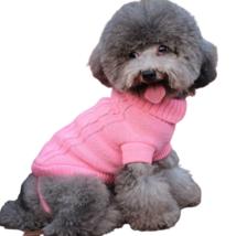 Dog/Cat Sweater (Light Pink) - $19.82